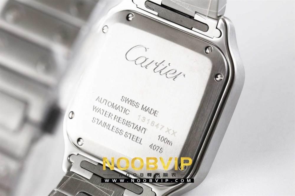 GF厂卡地亚山度士系列WSSA0010(中号)腕表 第23张