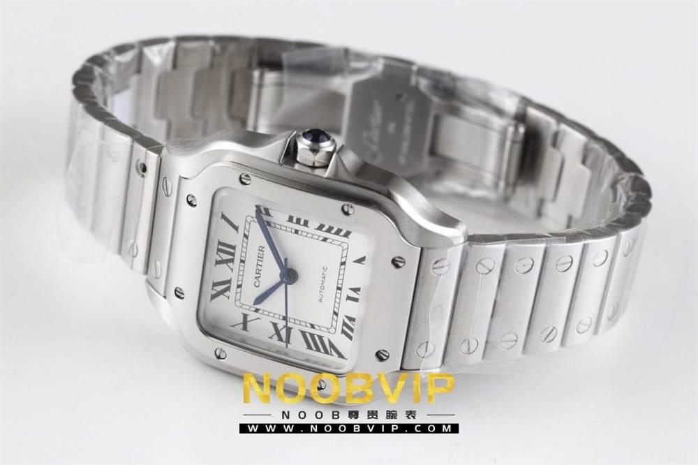 GF厂卡地亚山度士系列WSSA0010(中号)腕表 第24张