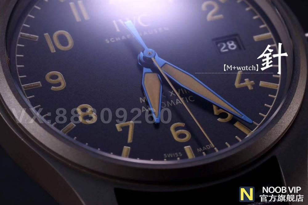 M+万国马克飞行员系列IW327006钛金属横空出世