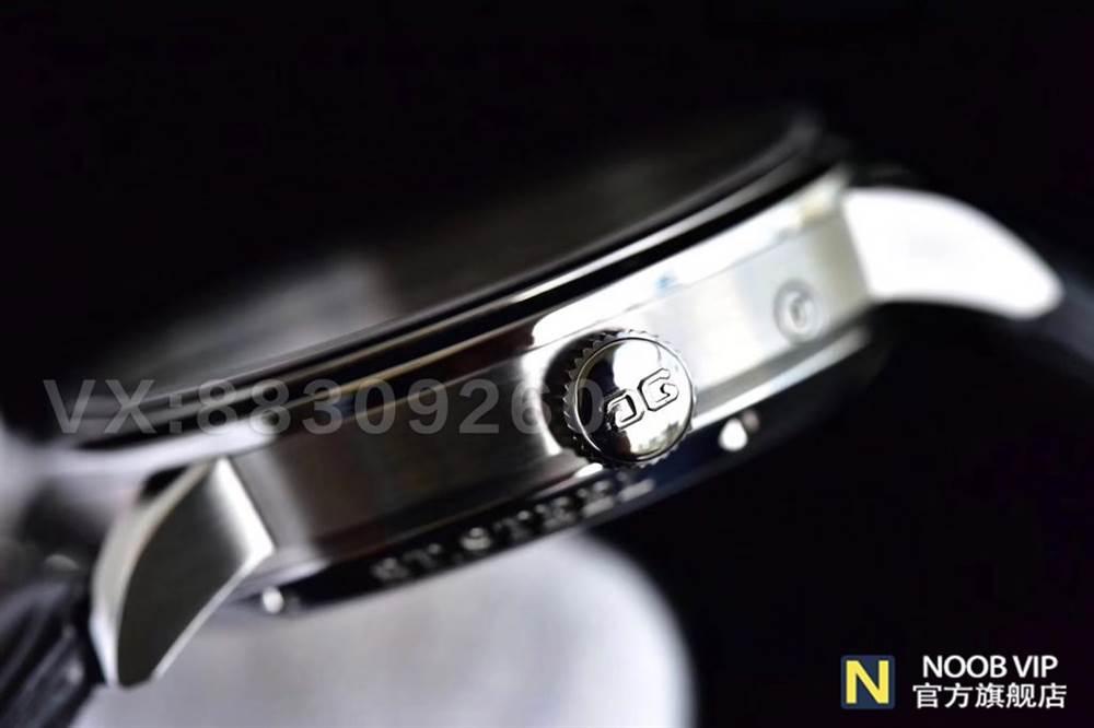 GF厂格拉苏蒂原创议员系列100-04-32-12-04大日历月相腕表最新评测 第7张
