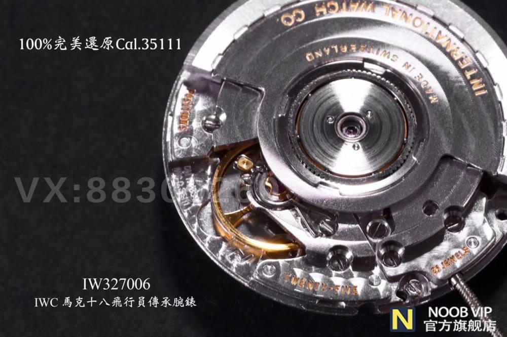 M+台湾厂万国马克十八飞行员系列IW327006详解 第4张