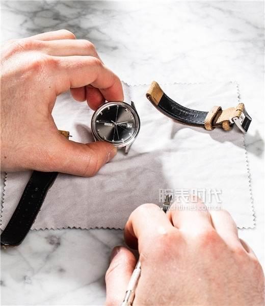 尼龙腕表表带如何拆装-如何自己更换表带 第21张