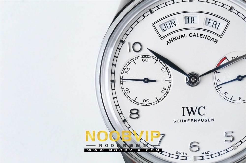ZF厂万国葡萄牙系列IW503501万年历腕表首发详解
