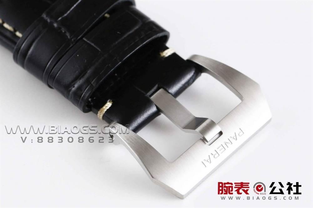 XF厂沛纳海PAM01312腕表首发详解 第15张