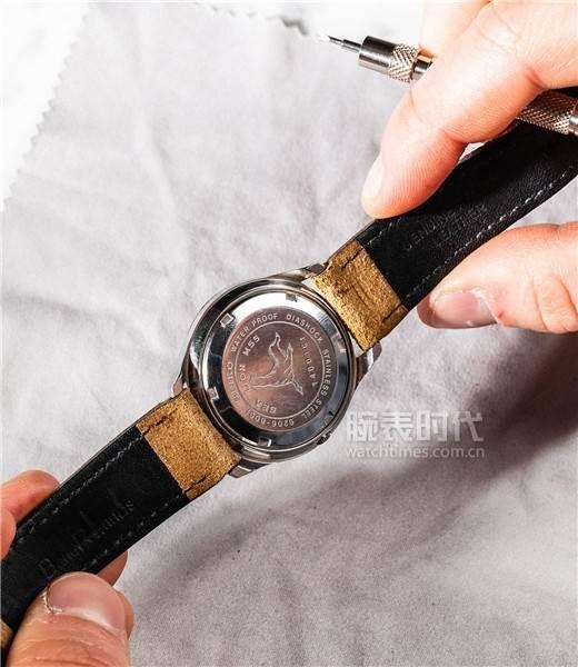 尼龙腕表表带如何拆装-如何自己更换表带 第26张
