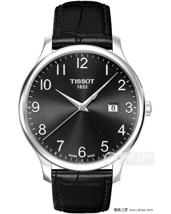 TIOSSOT天梭T-Classic系列T063.610.16.052.00原单