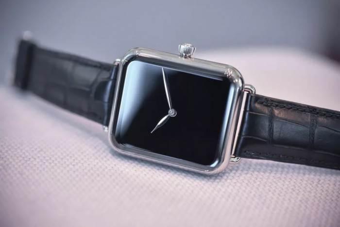 绿化腕表-亨利慕时今年的新款「哗众取宠」 第2张