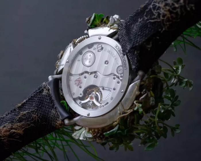绿化腕表-亨利慕时今年的新款「哗众取宠」 第7张