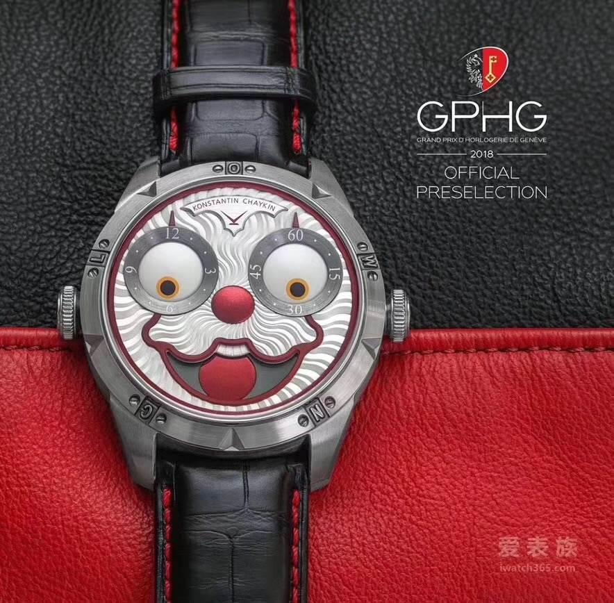 俄罗斯小丑复刻表哪里有的买?