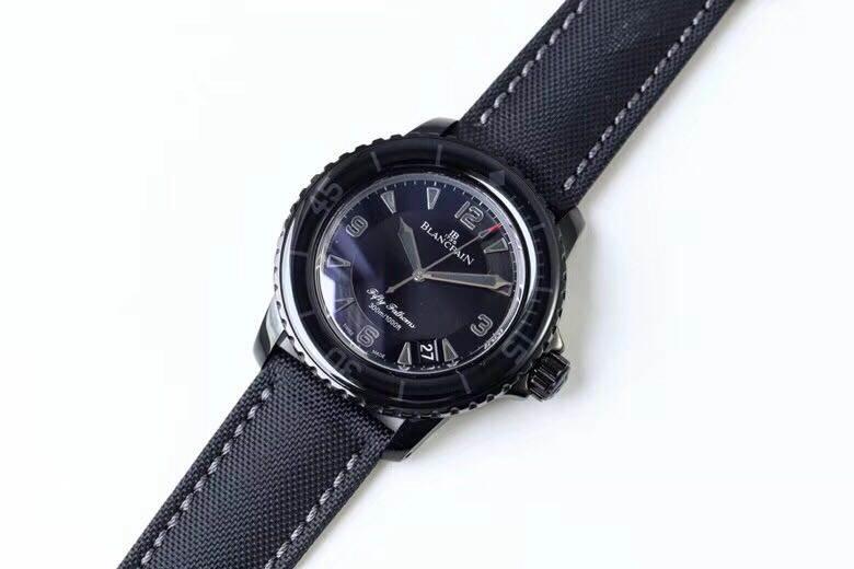 ZF厂宝珀五十噚系列5015-11C30-52黑武士腕表首发详解 第3张