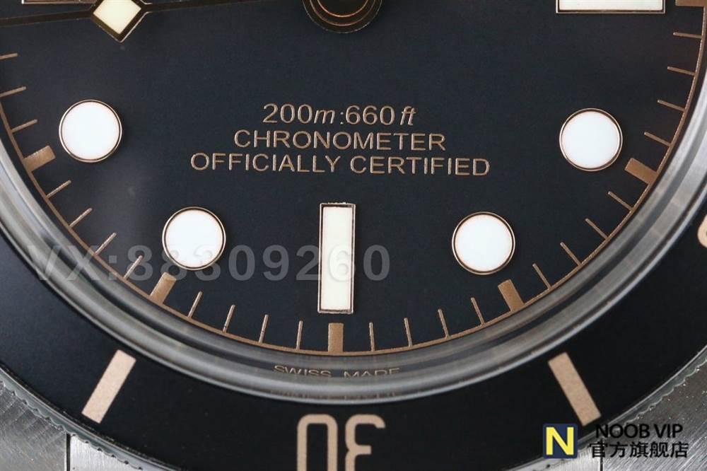 ZF厂帝舵碧湾1958系列会一眼假吗?