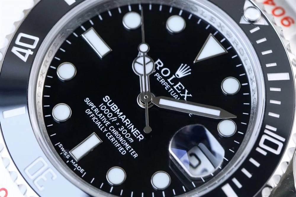 OR厂劳力士V3版黑水鬼116610LN腕表首发详解-OR厂全新升级