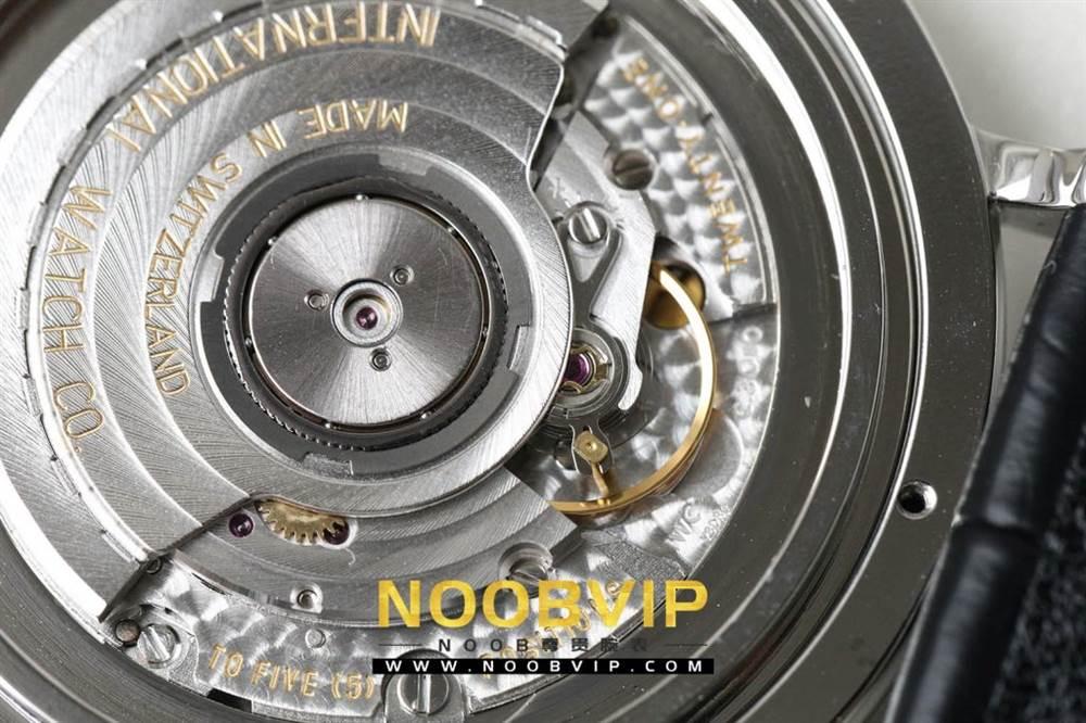 AF厂万国柏涛菲诺系列IW356512腕表首发-AF厂万国蓝面限量款 第36张