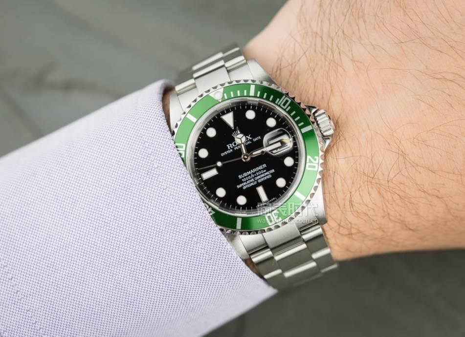 最便宜的劳力士腕表-150买烟还送绿水鬼-《黑之契约者》 第4张