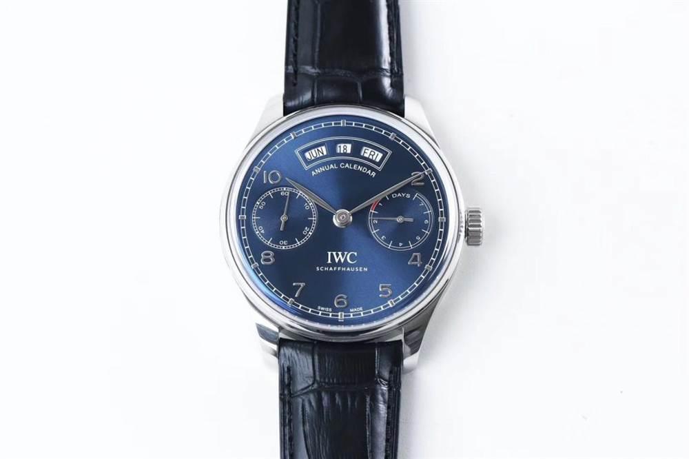 ZF厂万国葡萄牙系列IW503502腕表首发详解
