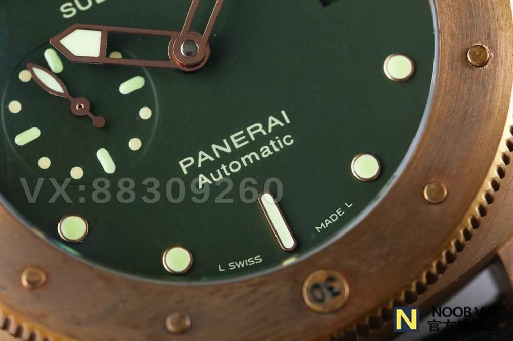 VS厂沛纳海PAM382最强解析评测 第6张