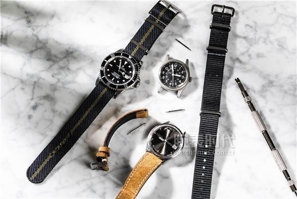 尼龙腕表表带如何拆装-如何自己更换表带 第1张