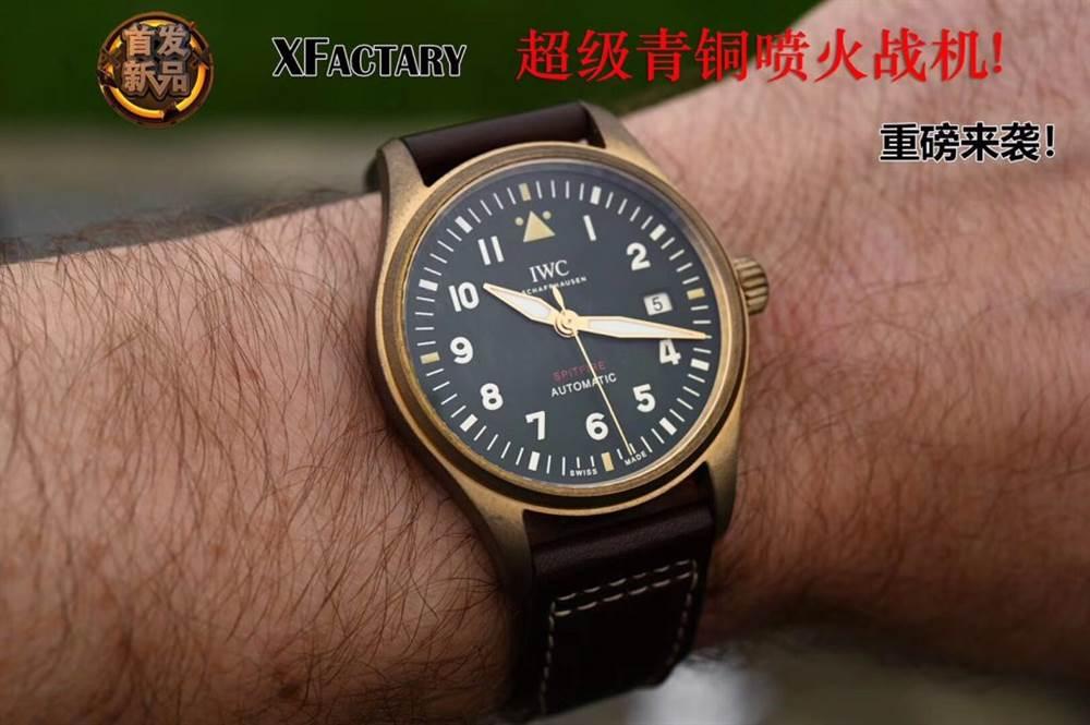 XF厂万国青铜喷火战机详解「XF万国飞行员IW326802」