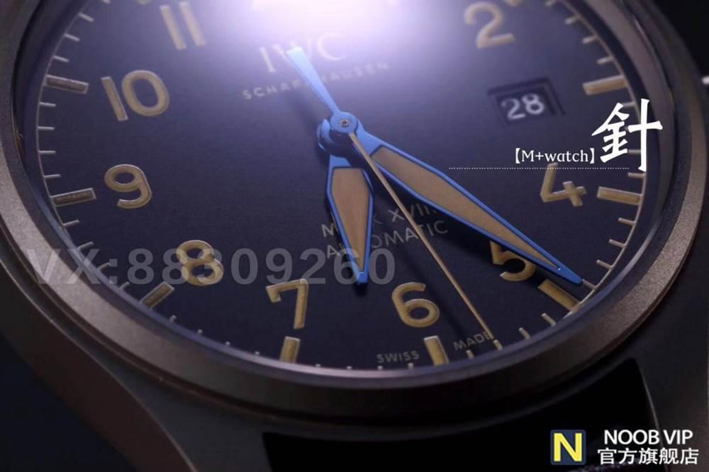 M+台湾厂万国马克十八飞行员系列IW327006详解 第16张