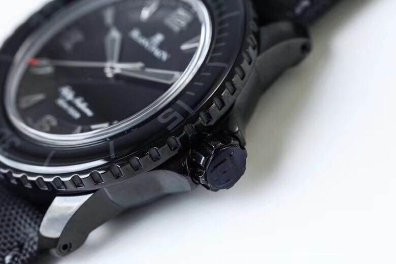 ZF厂宝珀五十噚系列5015-11C30-52黑武士腕表首发详解 第6张