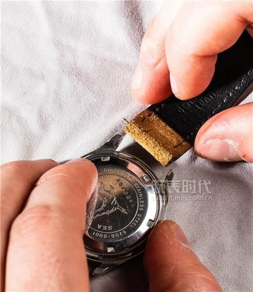 尼龙腕表表带如何拆装-如何自己更换表带 第20张