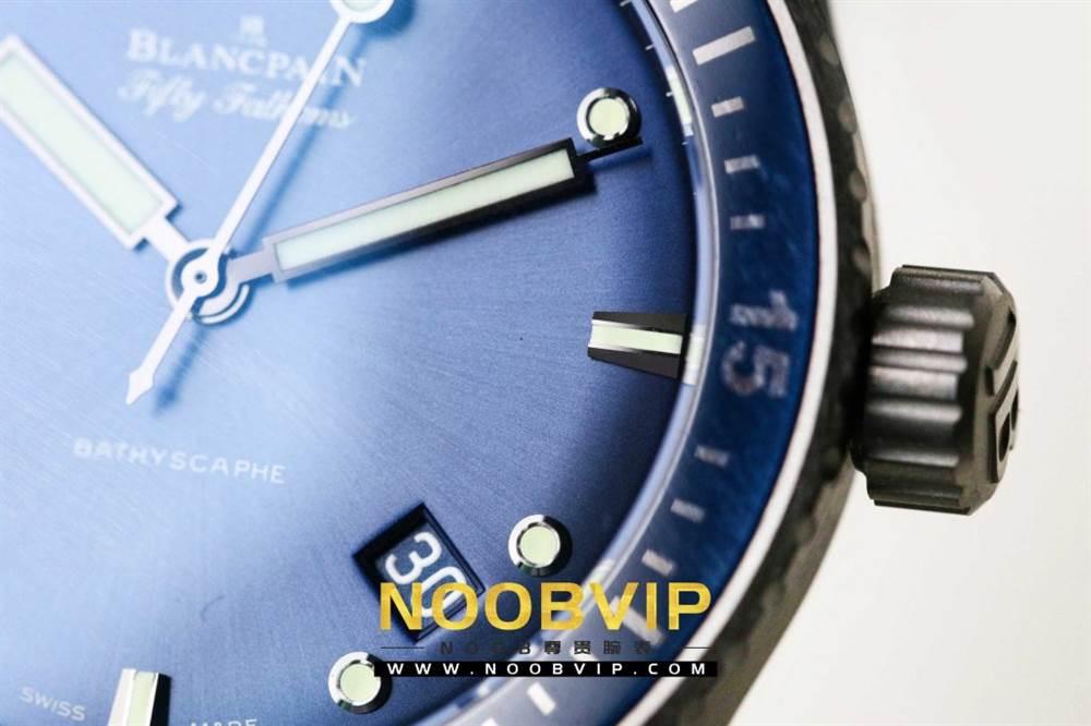GF厂宝珀五十噚系列5100深潜器腕表首发详解-GF新品上市 第8张