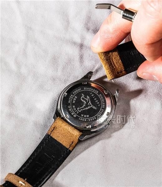尼龙腕表表带如何拆装-如何自己更换表带 第24张