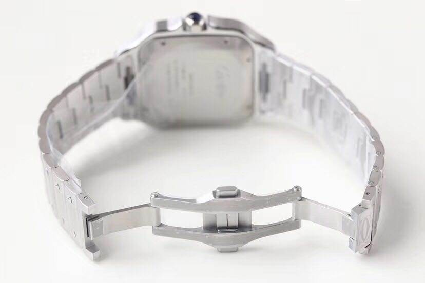 BV厂卡地亚山度士系列WSSA0009腕表-BV厂最新力作