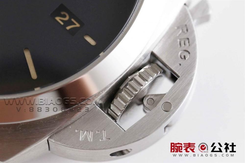 XF厂沛纳海PAM01312腕表首发详解 第10张