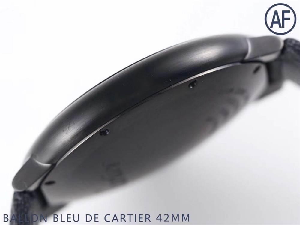 AF厂卡地亚蓝气球系列WSBB0015黑骑士腕表首发详解