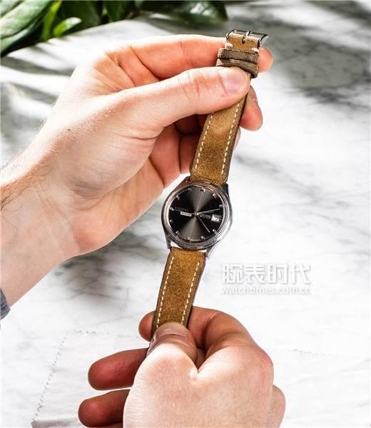 尼龙腕表表带如何拆装-如何自己更换表带 第17张