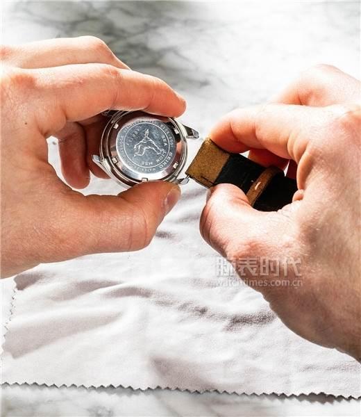 尼龙腕表表带如何拆装-如何自己更换表带 第22张