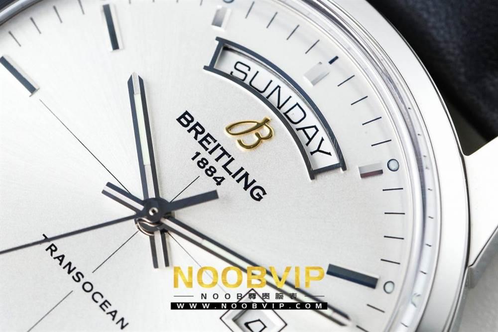 ZF厂百年灵越洋系列A4531012|G751|437X|A20BA.1腕表首发详解 第15张