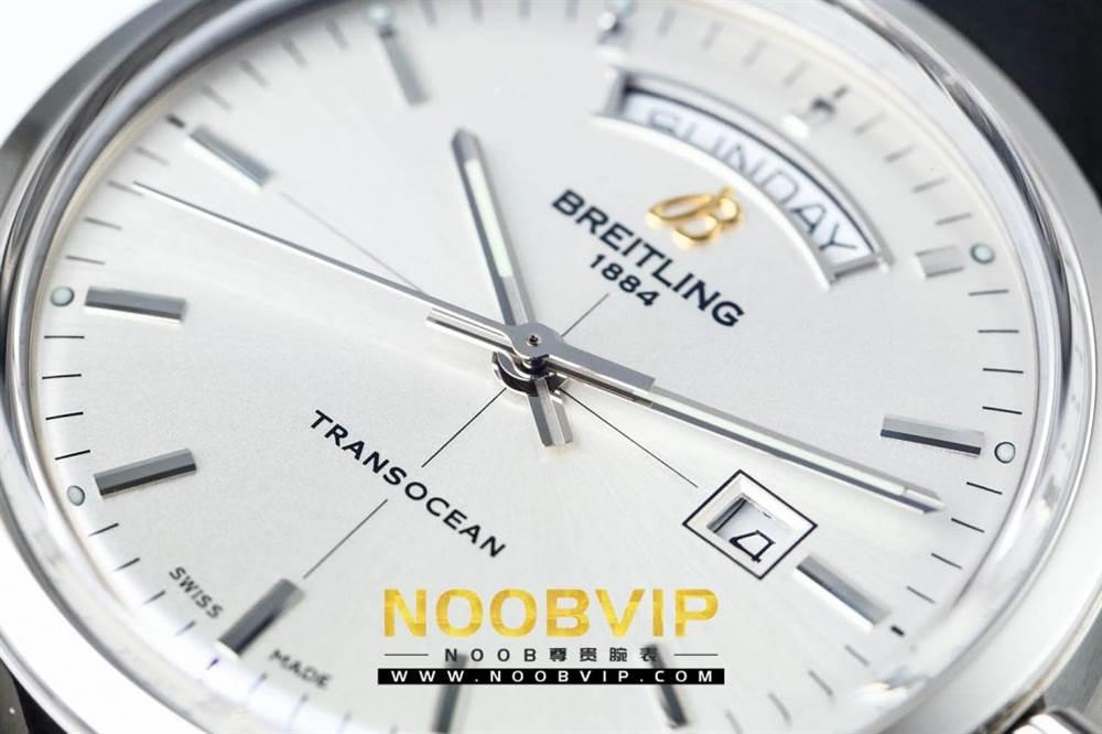 ZF厂百年灵越洋系列A4531012|G751|437X|A20BA.1腕表首发详解 第16张