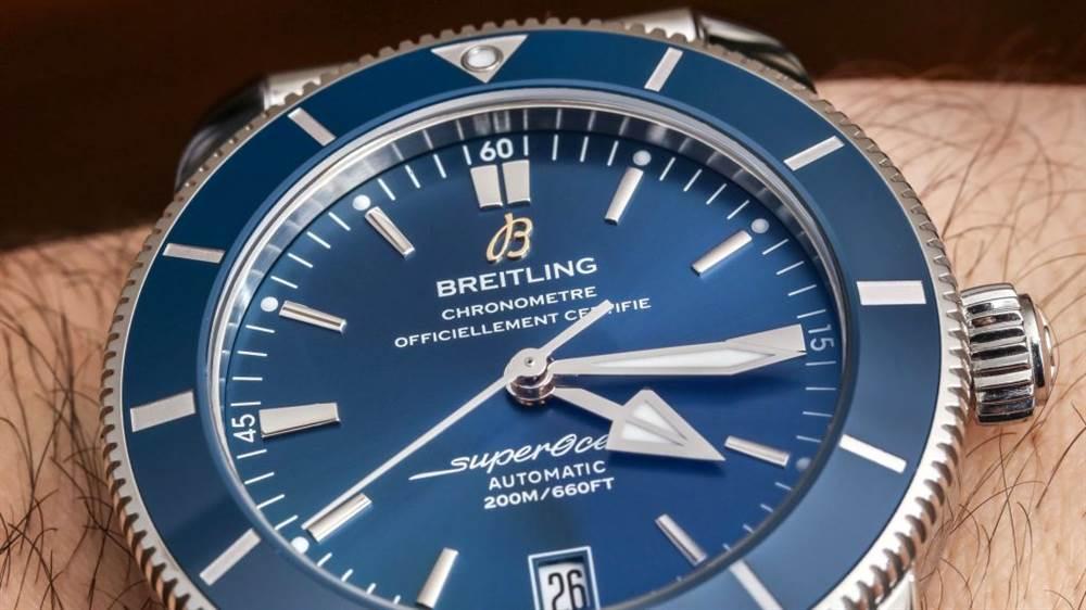百年灵Superocean Heritage II 腕表记录-腕表市场火热款式 第1张