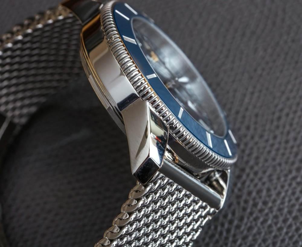 百年灵Superocean Heritage II 腕表记录-腕表市场火热款式 第7张
