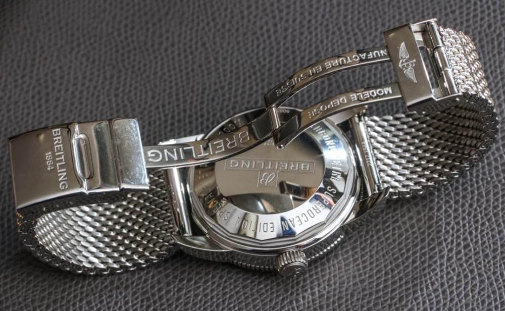 百年灵Superocean Heritage II 腕表记录-腕表市场火热款式 第12张