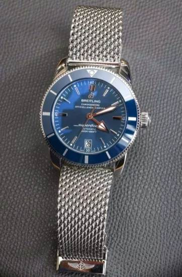 百年灵Superocean Heritage II 腕表记录-腕表市场火热款式 第2张