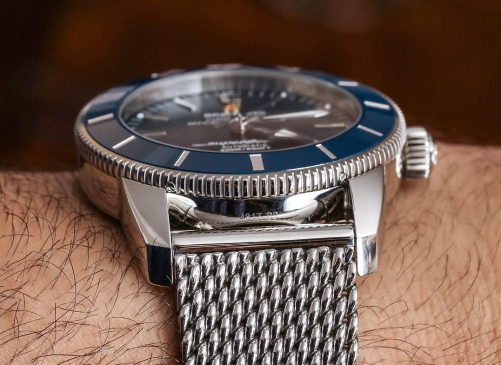 百年灵Superocean Heritage II 腕表记录-腕表市场火热款式 第6张