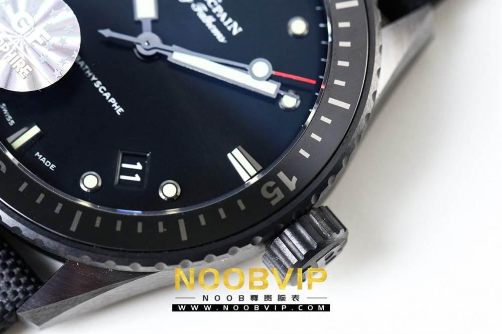 GF厂宝珀五十噚系列5000深潜器腕表首发 第15张