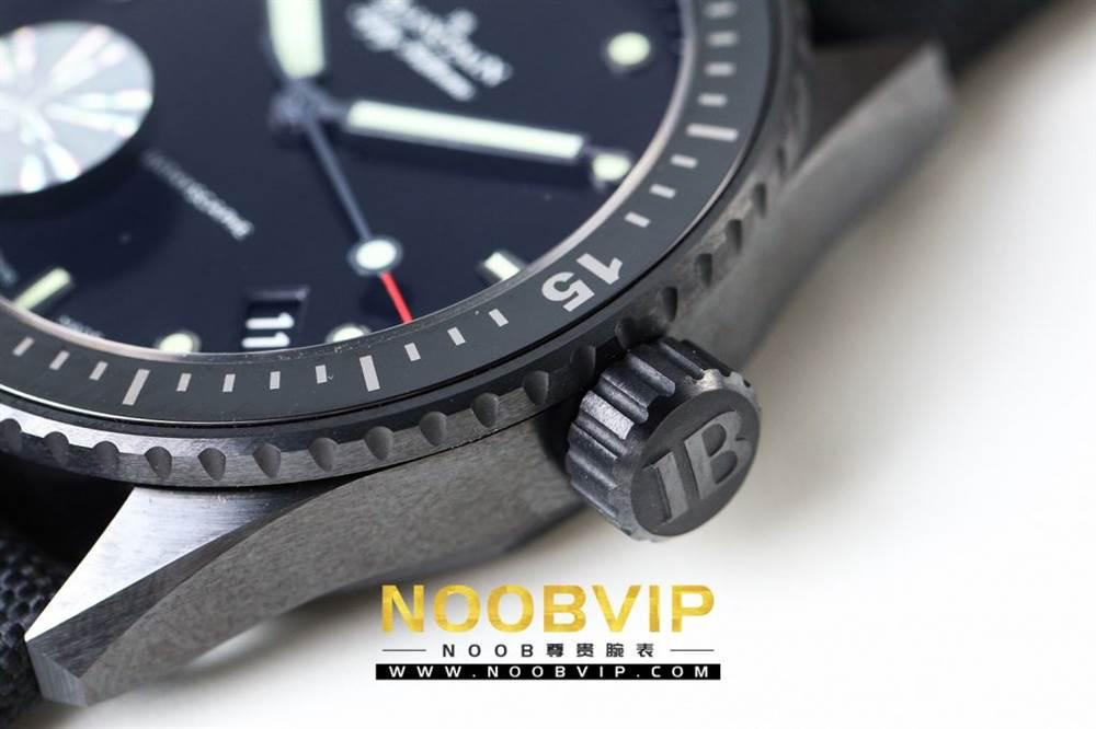 GF厂宝珀五十噚系列5000深潜器腕表首发 第6张