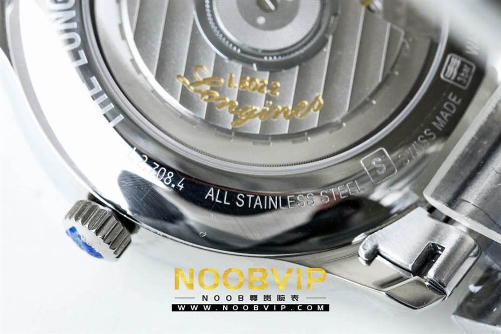 GS厂浪琴制表传统系列L2.708.4.78.6大嘴腕表 第15张