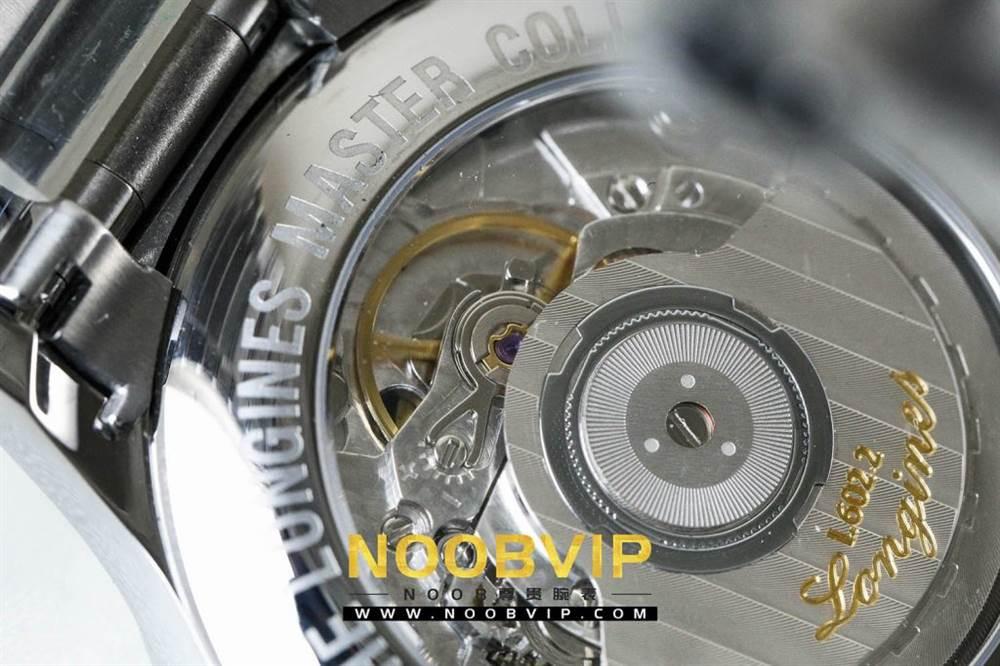GS厂浪琴制表传统系列L2.708.4.78.6大嘴腕表 第16张
