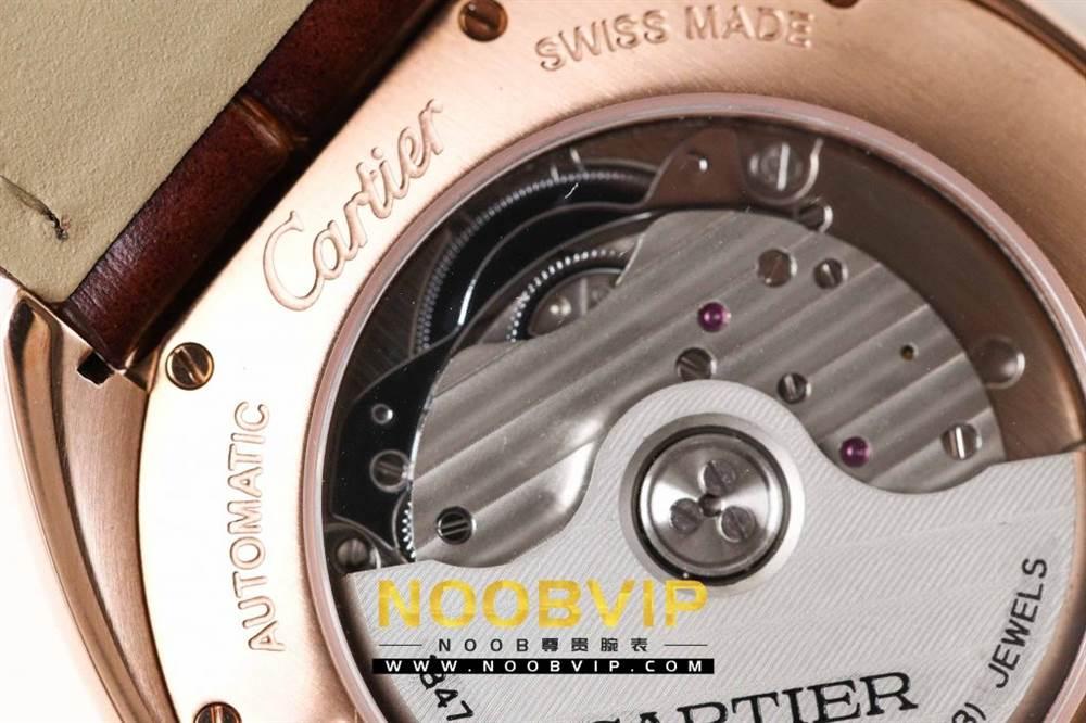 XF厂卡地亚钥匙系列WGCL0004腕表首发详解-XF厂卡地亚实拍图 第16张