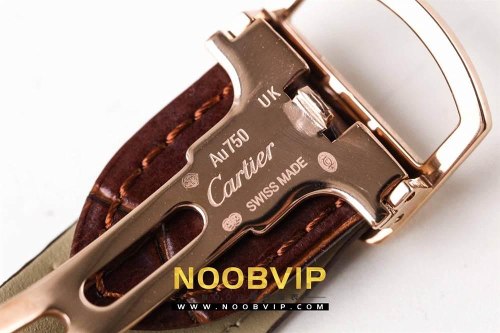 XF厂卡地亚钥匙系列WGCL0004腕表首发详解-XF厂卡地亚实拍图 第19张