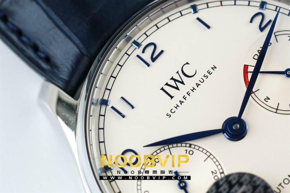ZF厂V5版万国表葡萄牙系列IW500107腕表「葡7」 第3张