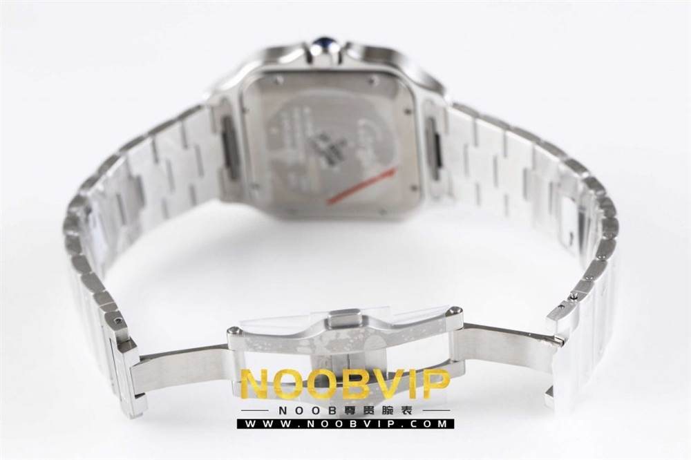 GF厂卡地亚山度士系列WSSA0010腕表首发详解