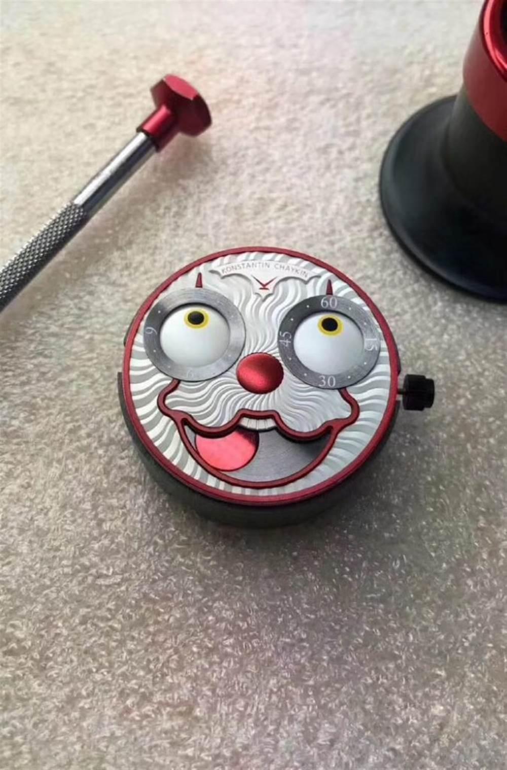 俄罗斯小丑复刻表v2升级版首发评测 第2张