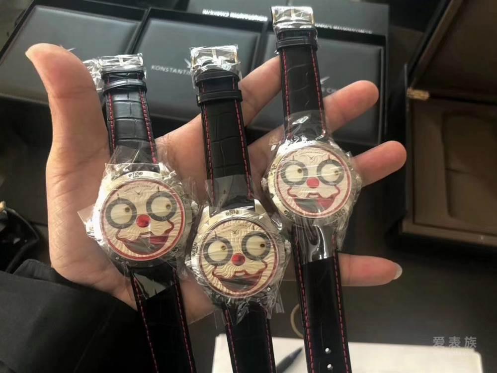 俄罗斯小丑复刻表v2升级版首发评测 第5张
