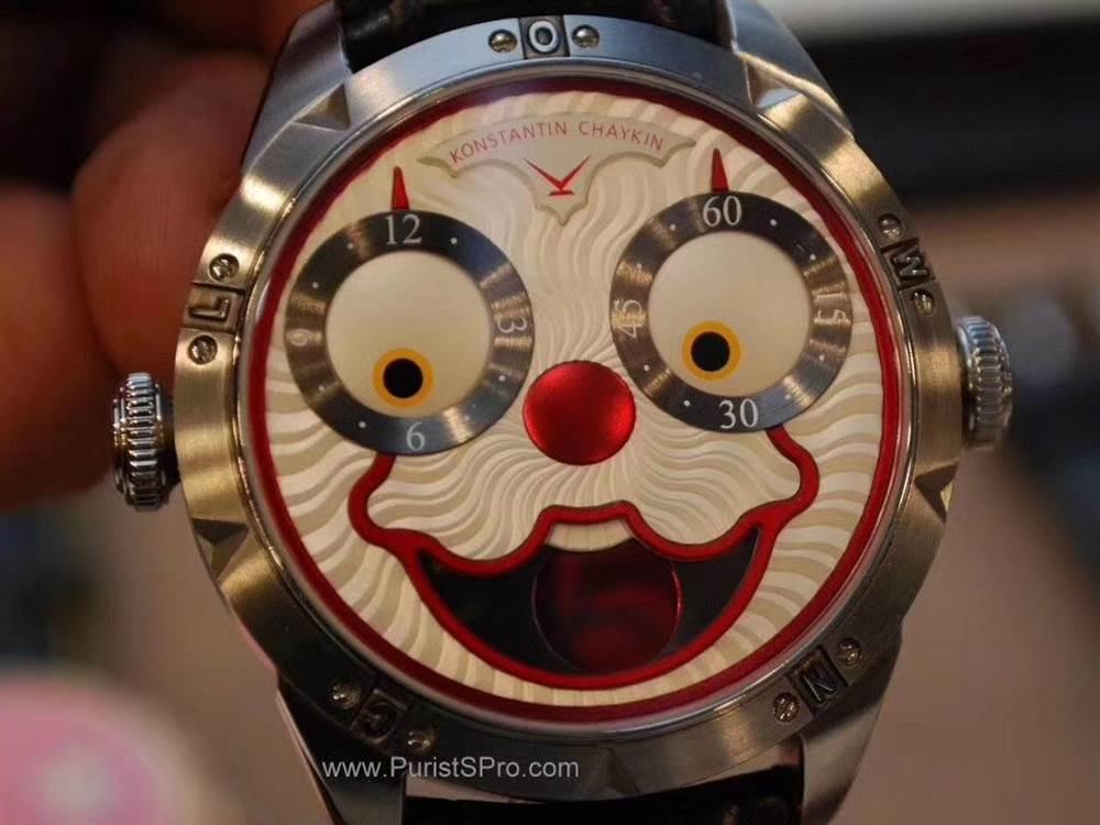 俄罗斯小丑复刻表v2升级版首发评测 第6张